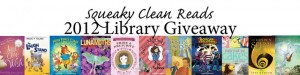 2012 Library Giveaway