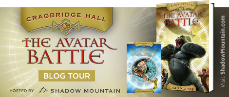 The Avatar Battle Blog Tour BAnner