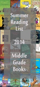 Recommended Summer Reading 2014 Middle Grade