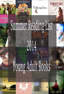 Recommended Summer Reading 2014 Young Adult Titles