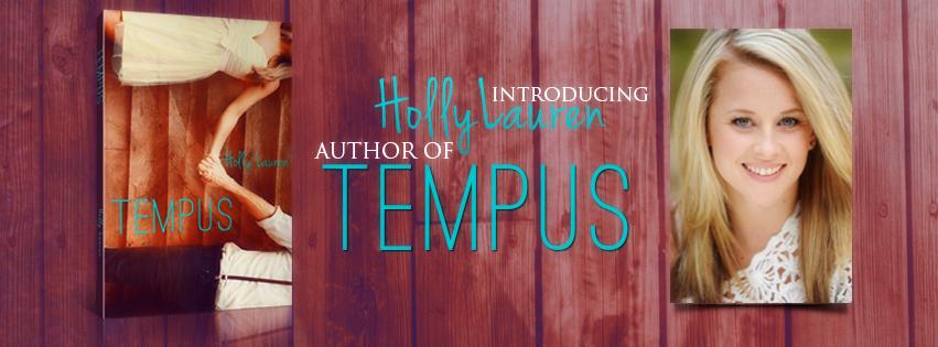Tempus Blog Tour Banner