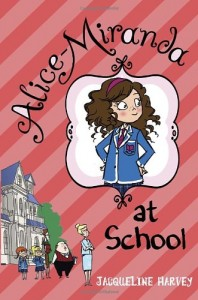 Alice Miranda, Book Cover