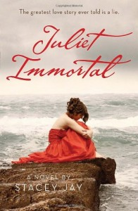 Juliet Immortal, book cover
