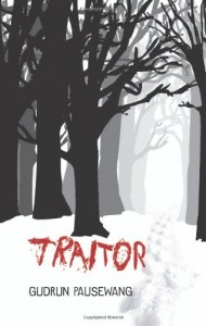 Traitor, book cover