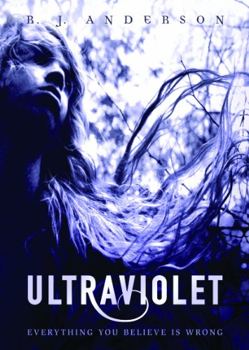Ultraviolet, Book Cover