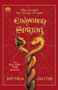 Edmymion Spring, Book Cover