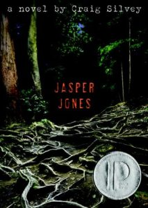 Jasper Jones, Book Cover