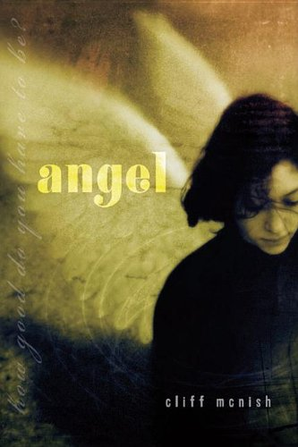 Angel by Cliff McNish, Book Cover