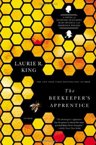 The Beekeeper's Apprentice, Book Cover