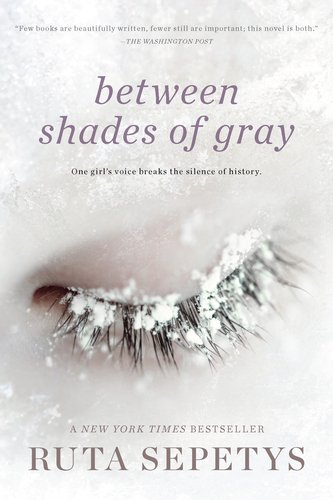 Between Shades of Gray, Book Cover