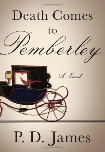 Death Comes to Pemberly, Book Cover