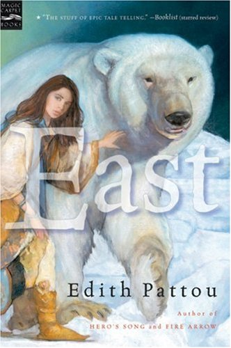 East, Book Cover