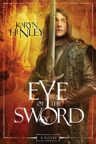 Eye of the Sword, Book Cover