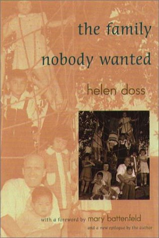 The Family Nobody Wanted, Book Cover