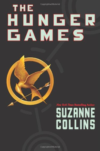 The Hunger Games, Book Cover