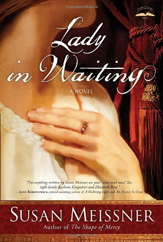 Lady in Waiting, Book Cover