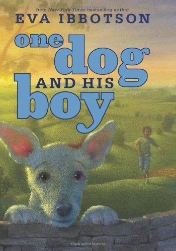 One Boy and His Dog, Book Cover