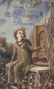 Ordinary Princess by M.M. Kaye, Book Cover