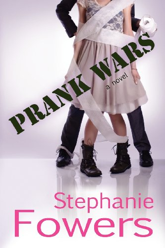 Prank Wars, Book Cover