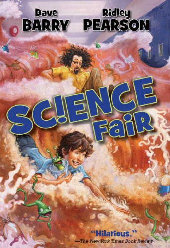 Science Fair, Book Cover