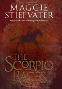 Scorpio Races, Book Cover