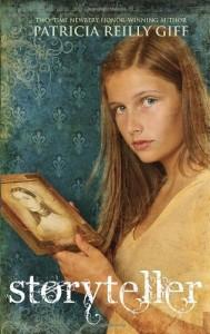 Storyteller, Book Cover