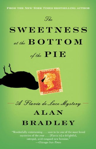 The Sweetness at the Bottom of the Pie, Book Cover