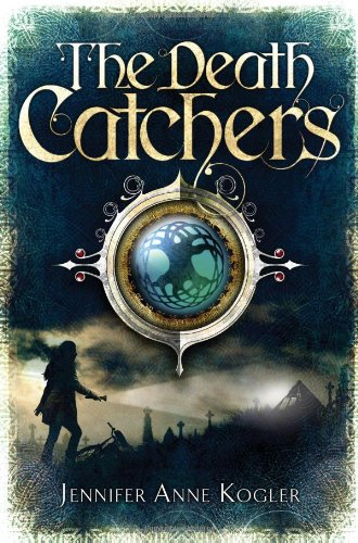 The Death Catchers, Book Cover