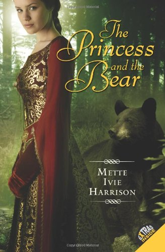 The Princess and the Bear, Book Cover