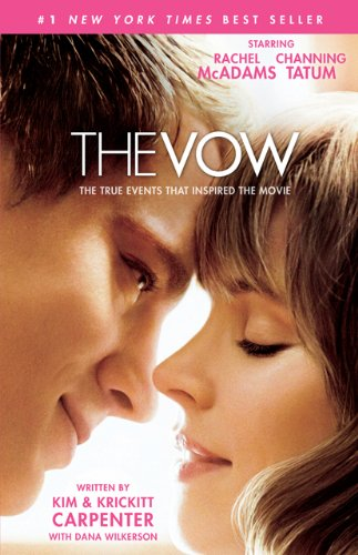The Vow, Book Cover
