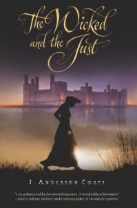 The Wicked and the Just, Book Cover
