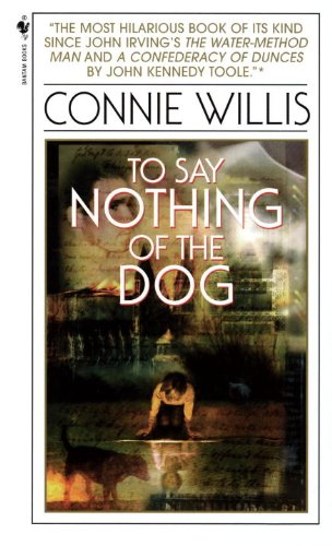 To Say Nothing of the Dog, Book Cover
