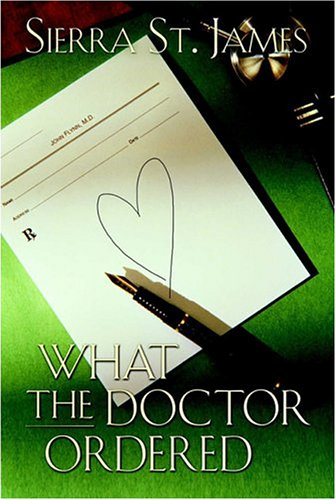 What the Doctor Ordered, Book Cover