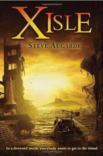 X_isle, book cover