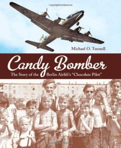 Candy Bomber, Book Cover