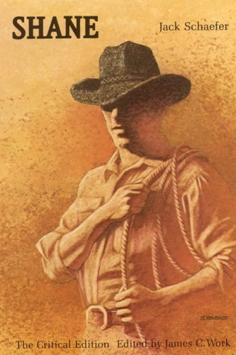 an analysis of schaefers classic western fiction shane Shane by jack schaefer jack schaefer's classic novel illuminates the spirit of the west through the eyes of a i recently wrote a western fiction.