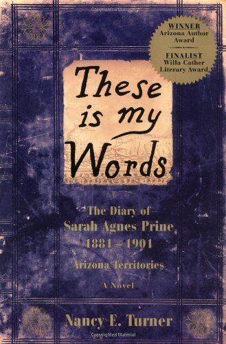 These is my words, Book Cover