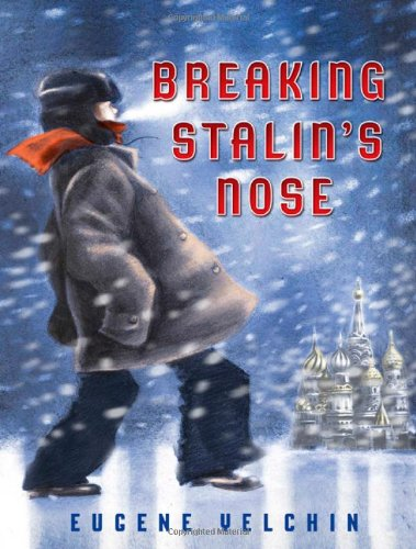 Breaking Stalin's Nose, 2012 Newbery Honor Book, Book Cover