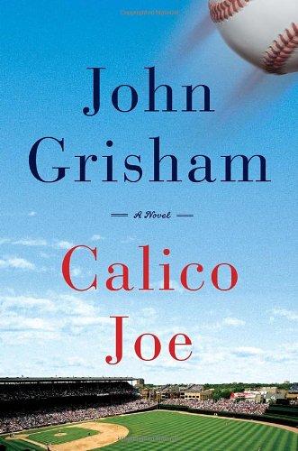 Calico Joe, Book Cover