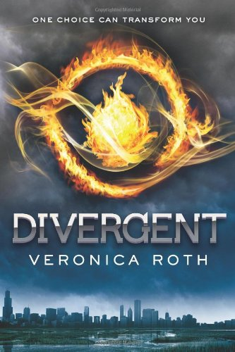 Divergent, Book Cover