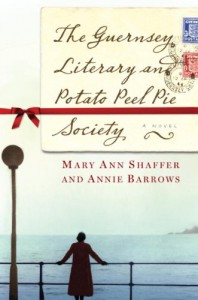 Guernsey Literary and Potato Peel Pie Society, Book Cover
