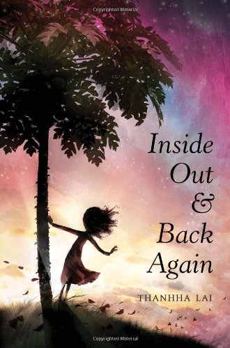Inside Out and Back Again, Newbery Honor Book 2012, Book Cover