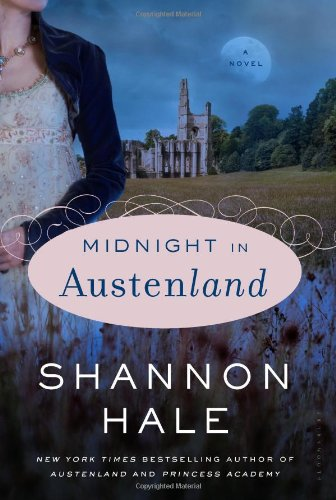 Midnight in Austenland, Book Cover