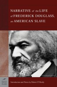 Narrative of the Life of Frederick Douglass, Book Cover