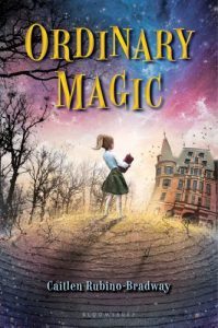 Ordinary Magic, Book Cover