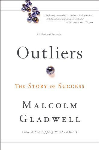 Outliers, Book Cover