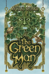 The Green Man, Book Cover