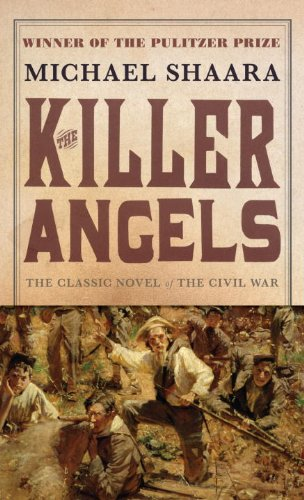 The Killer Angels, Book Cover