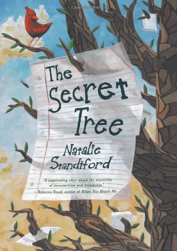 The Secret Tree, Book Cover
