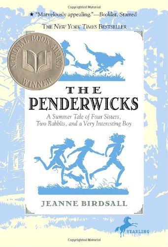 The Penderwicks, Book Cover